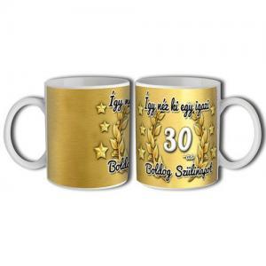 30-as Boldog Születésnapot