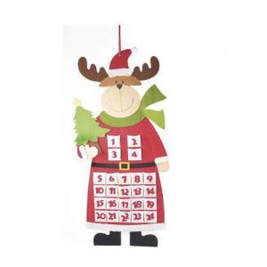 Adventi szarvas naptár