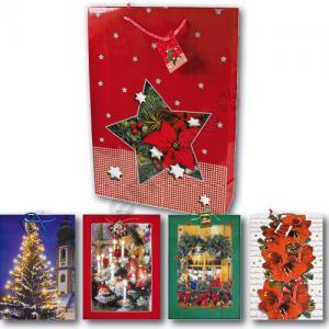 Ajándéktasak karácsonyi többféle