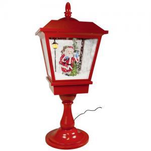 Asztali lámpa 65 cm piros