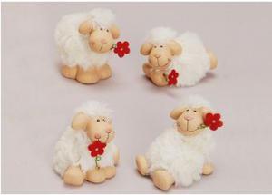 Bárány virággal