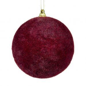 Burgundi karácsonyfadisz