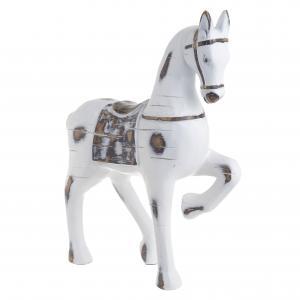 Dekoratív álló ló kicsi