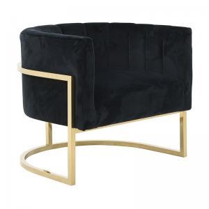 Fekete fotel