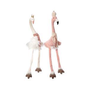 Flamingó logólábu