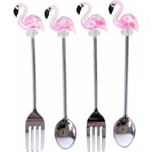 Flamingó villa-kanál dobozban