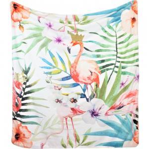 Flamingós takaró