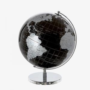Földgömb fekete