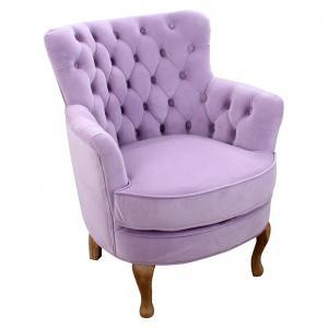 Fotel lila