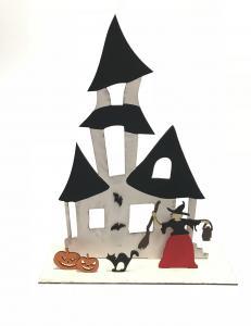 Halloween ház