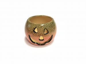 Halloween kaspó-mécsestartó