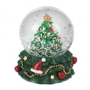 Hógömb karácsonyfa