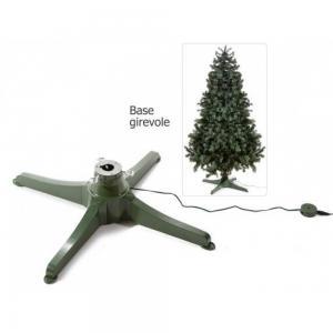 Karácsonyfa forgató talp 2,10méter-ig