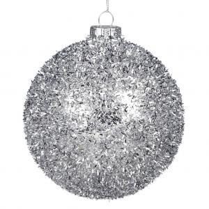 Karácsonyfadisz ezüst