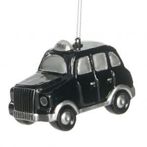 Karácsonyfadisz taxi