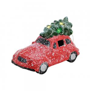 Karácsonyi autó ledes