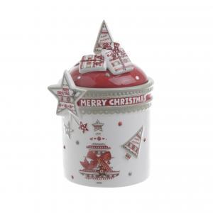 Karácsonyi cukortartó kicsi