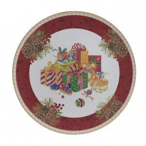 Karácsonyi tányér