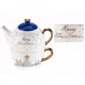 Karácsonyi teáskanna