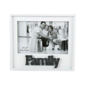 Képkeret Family fehér