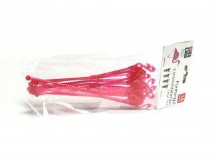 Koktélkeverő pálca flamingós 10db
