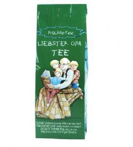 Legdrágább nagyapa tea