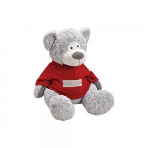 Medve pulóverrel