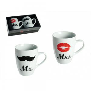 Mr. Mrs bögre 2db-os (elfogyott)