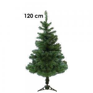 Műfenyő zöld 120cm