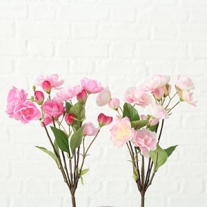 Művirág csokor rózsaszin