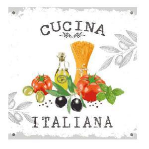 PPD szalvéta CUCINA ITALIANA 33x33 cm