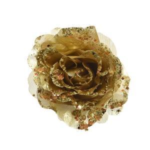 Rózsa arany csipeszes
