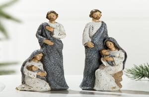 Szent család szürke