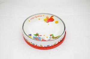 Tányér porcelán angyalka-ajándékok Merry Christmas 2db-os