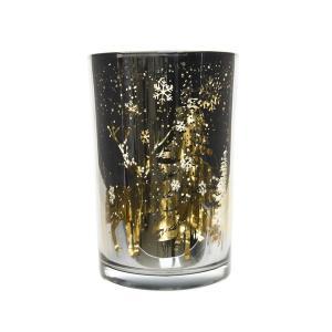 Teamécses tartó üveg