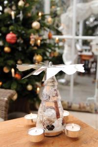 Teamécsestartó klasszikus piramis karácsonyi