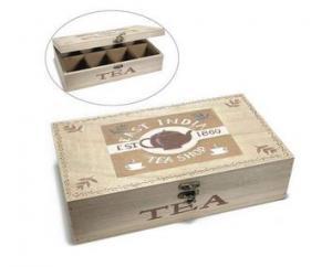 Teatartó doboz EAST INDIA (elfogyott)