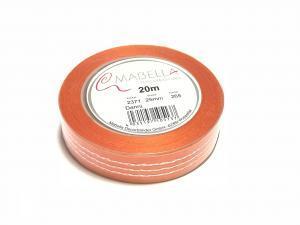 Textil szalag Danni narancssárga