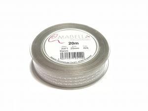 Textil szalag Danni bézs