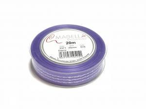 Textil szalag Danni világos lila