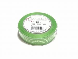 Textil szalag Danni zöld