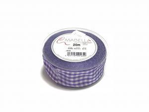 Textil szalag Jette világos lila