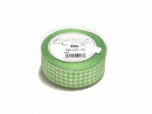 Textil szalag Jette zöld