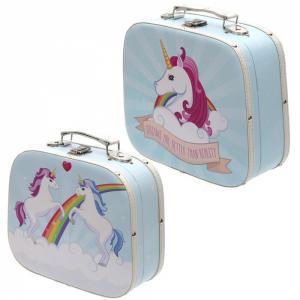 Unikornis bőrönd