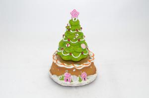 Zenélő karácsonyfa felhúzható